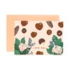 Greetings card Chocolat St Valentin 2