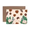 Greetings card Chocolat St Valentin 4