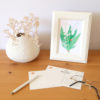 Greetings card Lily of the Valley - Muguet 2
